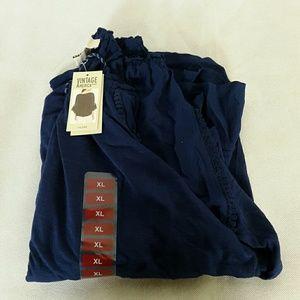Vintage America Blues Size XL Shirt